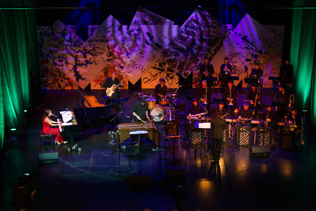 Live in concert with HRT Jazz Orchestra