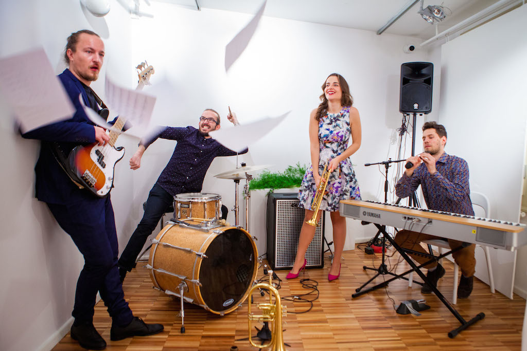 Lana Janjanin Quartet