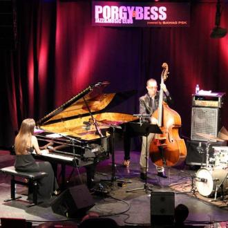 Lana Janjanin Trio @ Porgy & Bess, Vienna 2013